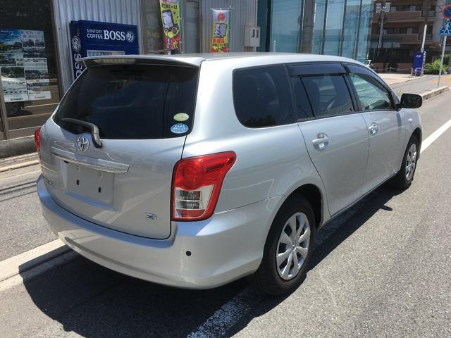 「トヨタ」「カローラフィールダー」「ステーションワゴン」「広島県」の中古車8