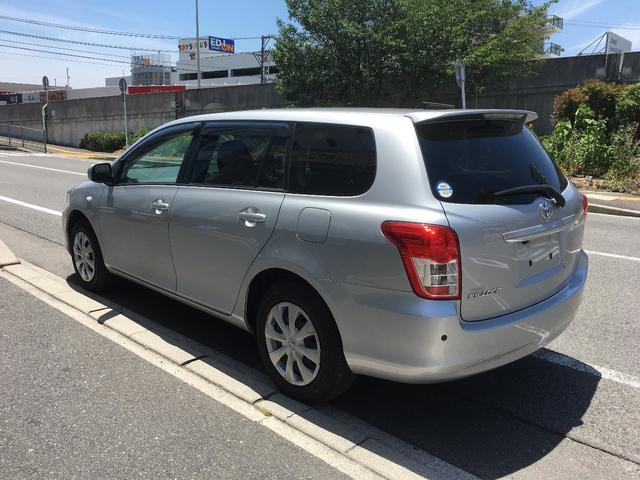 「トヨタ」「カローラフィールダー」「ステーションワゴン」「広島県」の中古車9