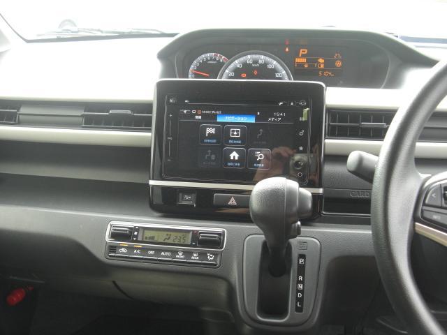 スズキ ワゴンR ハイブリッドFX TVナビ 全方位モニター キーレス