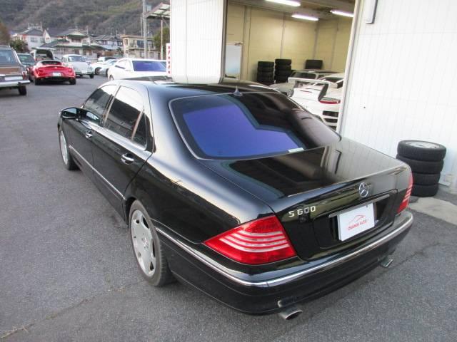 メルセデス・ベンツ M・ベンツ S600L