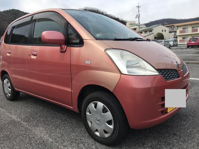 「日産」「モコ」「コンパクトカー」「岡山県」の中古車6