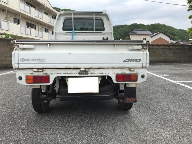 「スズキ」「キャリイトラック」「トラック」「岡山県」の中古車3