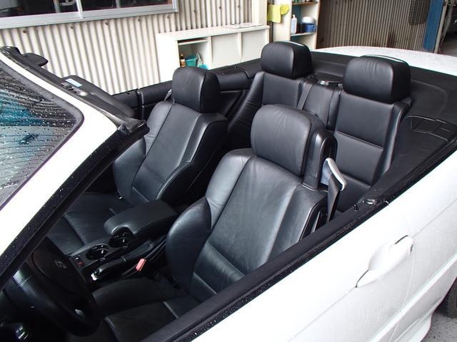 BMW BMW 330Ciカブリオーレ Mスポーツパッケージ 左ハンドル