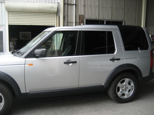 「ランドローバー」「ランドローバー ディスカバリー3」「SUV・クロカン」「鳥取県」の中古車7