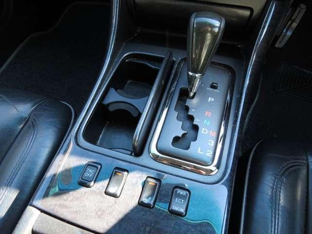 トヨタ アリスト S300 ローダウン・黒革・レグノ装着・ETC