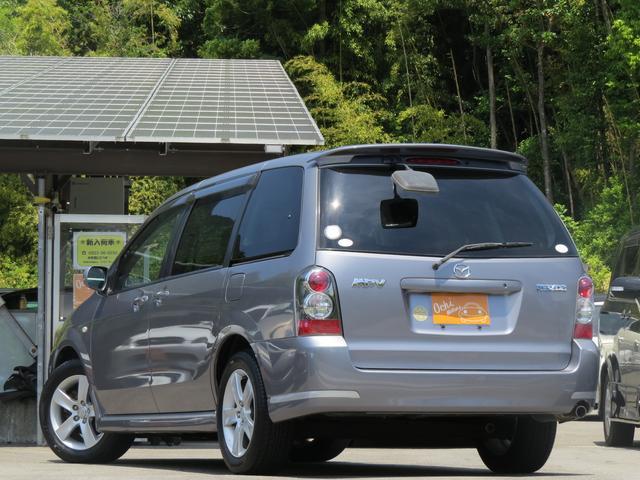 マツダ MPV エアロリミックス 両側スライド 赤ヘル