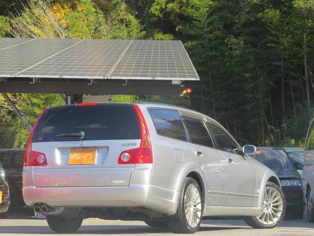 アクシス ターボ 4WD 革シート オーテック18アルミW(20枚目)