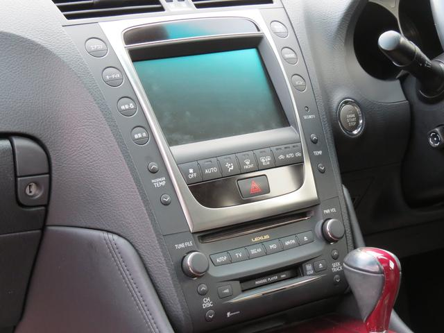 レクサス GS GS460 バージョンL 新品ショックアブソーバー交換 SR
