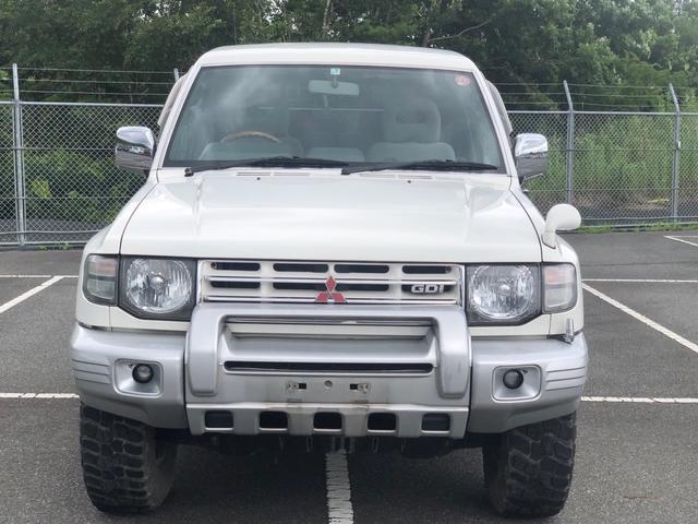 「三菱」「パジェロ」「SUV・クロカン」「広島県」の中古車3