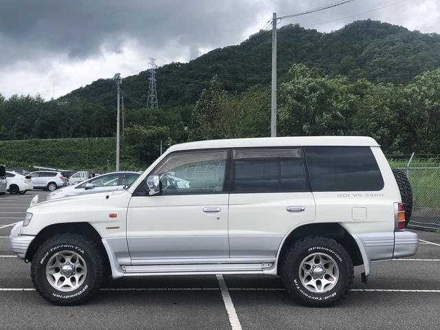 「三菱」「パジェロ」「SUV・クロカン」「広島県」の中古車5