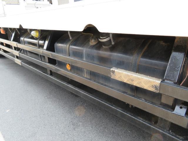 三菱ふそう スーパーグレート ハイジャッキ積載車
