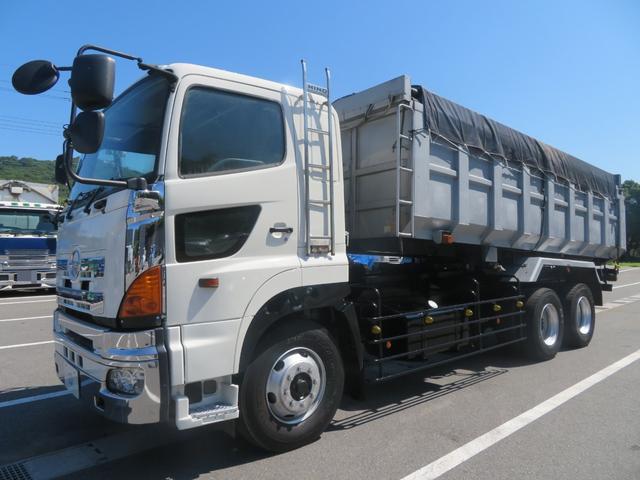 「その他」「プロフィア」「トラック」「広島県」の中古車2