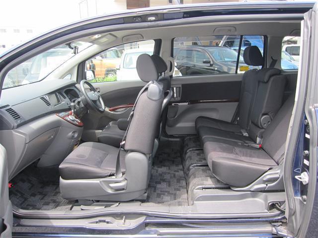 トヨタ アイシス プラタナ Gエディション 両側パワースライド