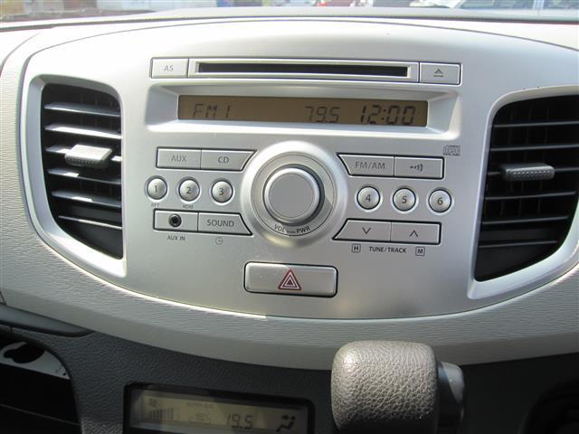 スズキ ワゴンR FX 純正CD ラジオ マット バイザー