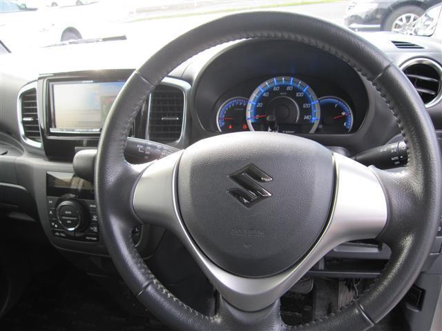 スズキ スペーシアカスタム TS 4WD レーダーブレーキサポート ナビ