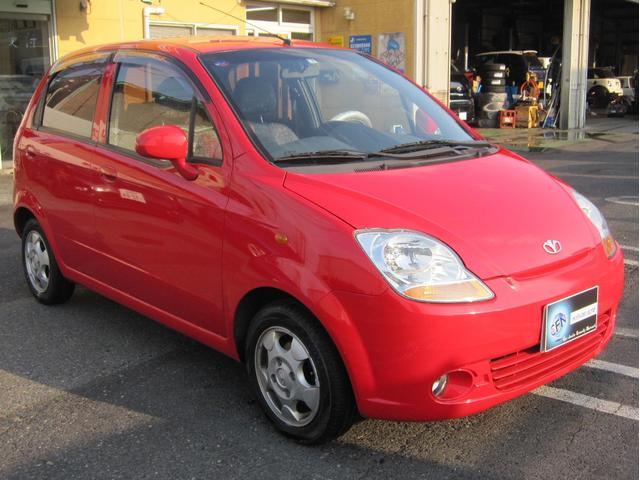 「GMマティス」「マティス」「コンパクトカー」「鳥取県」の中古車3