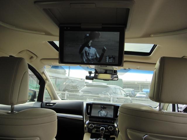 G Fパッケージ 4WD サンルーフ 両側電動スライドドア スマートキー 本革シート バックモニター フルセグTV ナビ LEDヘッドライト(11枚目)