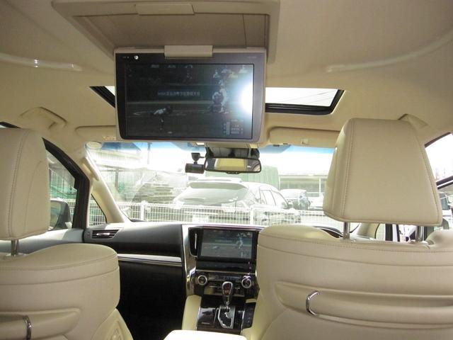 G Fパッケージ 4WD サンルーフ 両側電動スライドドア スマートキー 本革シート バックモニター フルセグTV ナビ LEDヘッドライト(28枚目)