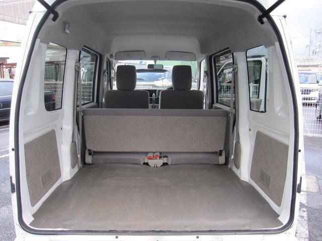 DX GLパッケージ 4WD パワーウインドウ 両側スライドドア ハイルーフ(14枚目)