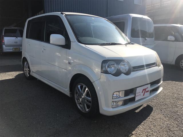 カスタム RS 軽自動車 パールホワイトI AT ターボ(3枚目)
