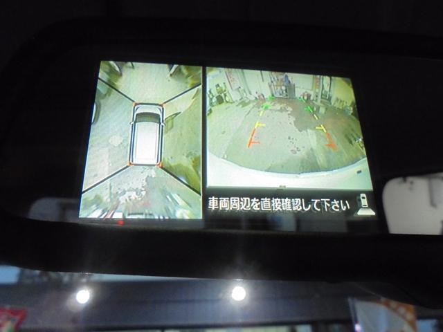 アラウンドビューモニターバックカメラ(^-^)バックが苦手な方も安心です(^^)/