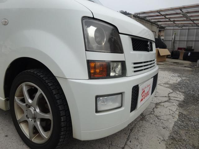 スズキ ワゴンR RR-DI HID キーレス 4WD 車検2年付き