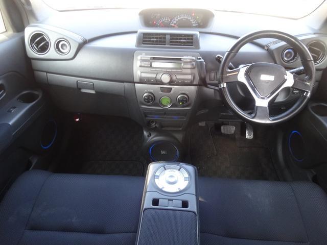トヨタ bB Z Qバージョン Sキー 車検整備付き