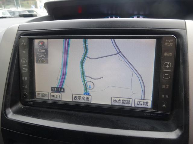 最近のHDDナビは、すごい!!まず、地図も細かい尺度でより正確です!また、検索スピードも速いので、ストレスがないです!1秒でも早く目的地に到着いたしましょう!