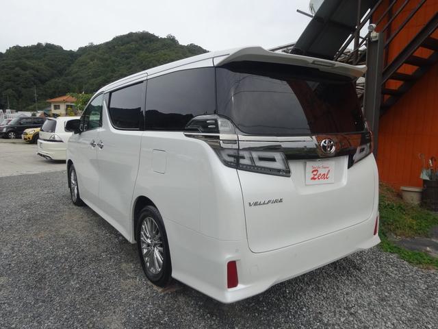「トヨタ」「ヴェルファイア」「ミニバン・ワンボックス」「広島県」の中古車9