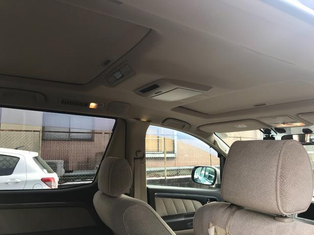 Gエディション 4WD パワースライドドア Wサンルーフ ETC 3列シート 7人乗 バックカメラ(9枚目)