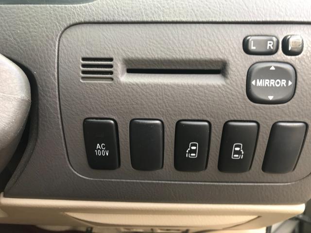 Gエディション 4WD パワースライドドア Wサンルーフ ETC 3列シート 7人乗 バックカメラ(20枚目)