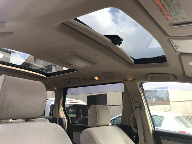 Gエディション 4WD パワースライドドア Wサンルーフ ETC 3列シート 7人乗 バックカメラ(21枚目)