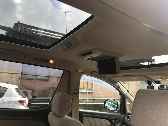 Gエディション 4WD パワースライドドア Wサンルーフ ETC 3列シート 7人乗 バックカメラ(22枚目)