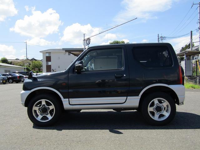 スズキ ジムニー 4WD 4AT キーレス CD/MD