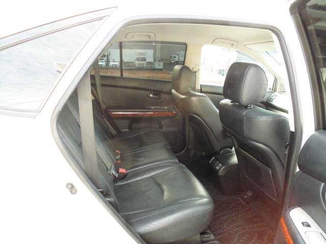 トヨタ ハリアー 240G プレミアムLパッケージ 黒レザー HDDナビ
