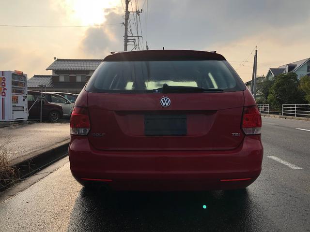 「フォルクスワーゲン」「VW ゴルフヴァリアント」「ステーションワゴン」「鳥取県」の中古車6