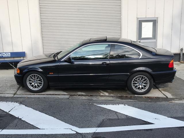 BMW BMW 328Ciサンルーフ 革シート ローダウン