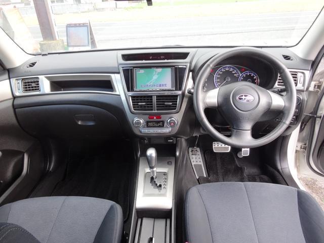 2.0i-S 7人乗り フルタイム4WD スマートキー プッシュスタート HDDナビ DVD再生 バックカメラ 地デジ ETC HID 17インチアルミ(11枚目)