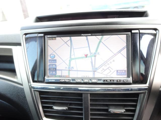 2.0i-S 7人乗り フルタイム4WD スマートキー プッシュスタート HDDナビ DVD再生 バックカメラ 地デジ ETC HID 17インチアルミ(17枚目)