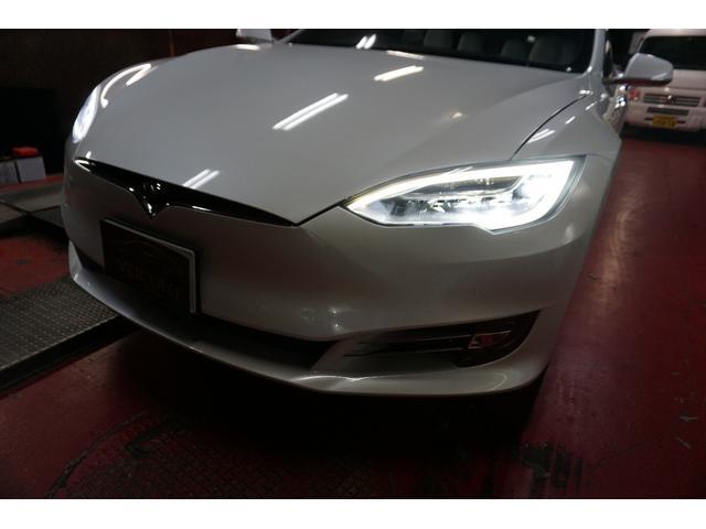 「テスラ」「テスラ モデルS」「セダン」「広島県」の中古車64