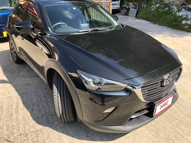 「マツダ」「CX-3」「SUV・クロカン」「広島県」の中古車4