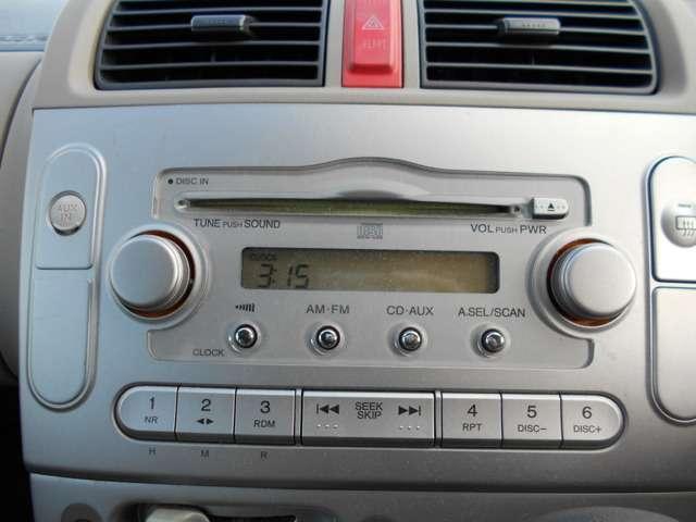 ホンダ ライフ C スタイル キーレス CD