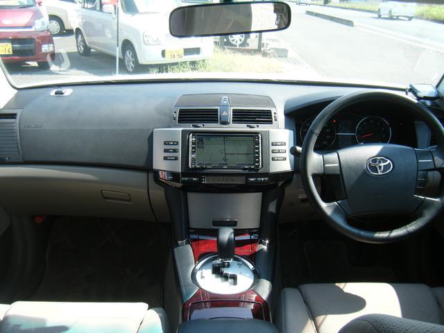 トヨタ マークX 250G HDDナビ Bカメラ HID ETC 全国1年保証