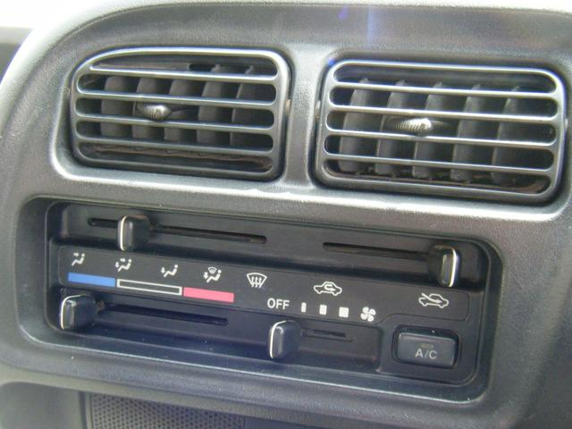 スズキ キャリイトラック ベースグレード 5速マニュアル エアコン付き