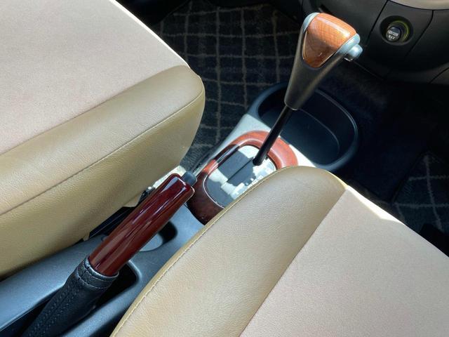 プレミアムX タイミングベルト交換済み 車検・令和4年11月まで 禁煙車 ウッドブレーキレバー ハーフレザーシート MOMOステアリング ETC キーレス 純正アルミホイール 電動格納ミラー(15枚目)