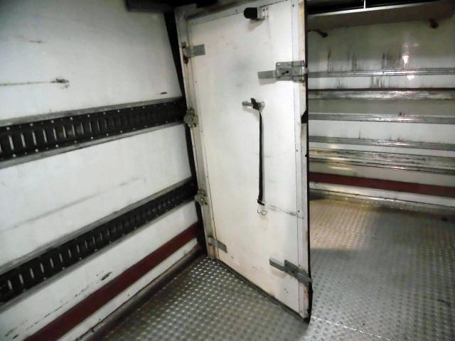 日野 ヒノレンジャー 冷蔵冷凍格納パワーゲート付