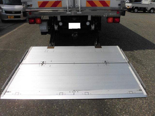 ワイドロング冷蔵冷凍車 格納パワーゲート付(6枚目)