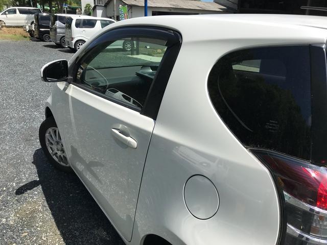 「トヨタ」「iQ」「コンパクトカー」「岡山県」の中古車36