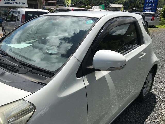 「トヨタ」「iQ」「コンパクトカー」「岡山県」の中古車48