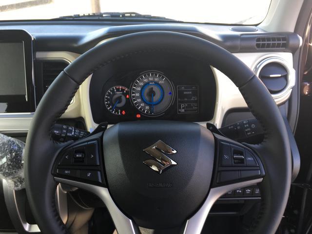 スズキ クロスビー ハイブリッドMZ セーフティパッケージ アルミ 安全装備